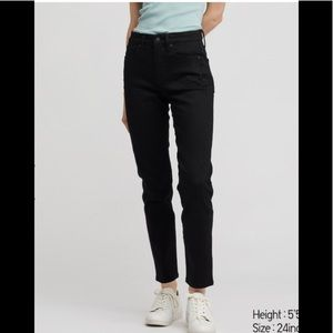 Super Cute UJ Uniqlo Black Ankle Jeans💕